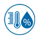 microrad NHT 3DL temperatura/umidita