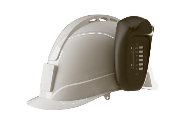 Vista casco con AM40A1